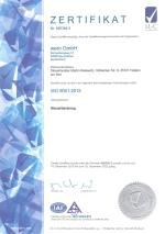Zertifikat LLC Rekewitz